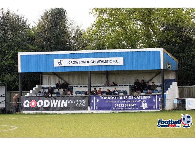 A photo of Crowborough Community Stadium uploaded by johnwickenden