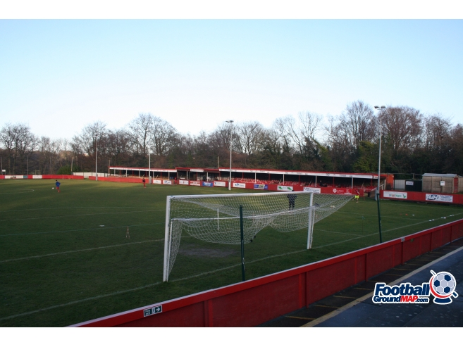 A photo of Culverden Stadium uploaded by johnwickenden