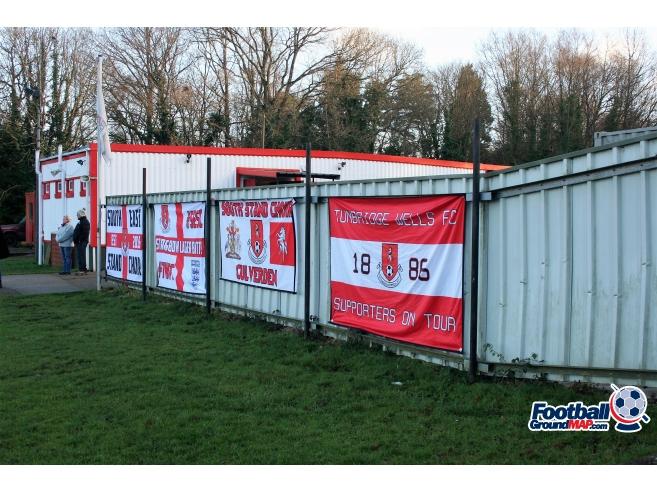 A photo of Culverden Stadium uploaded by johnwickenden