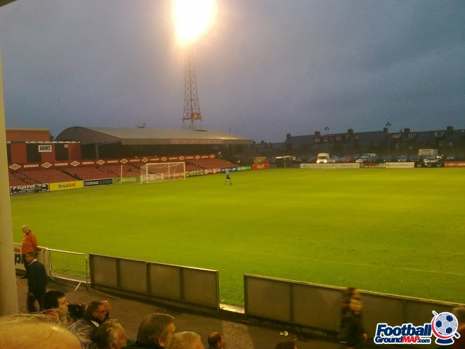 A photo of Dalymount Park uploaded by stanfordwhite