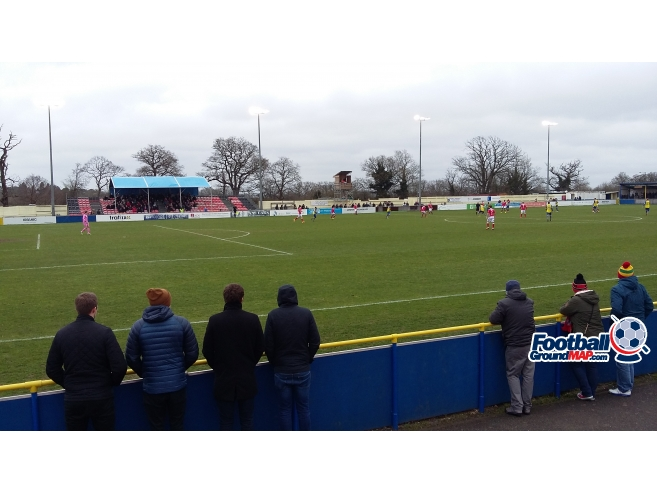 A photo of Damson Parkway (Autotech Stadium) uploaded by paulgriffiths