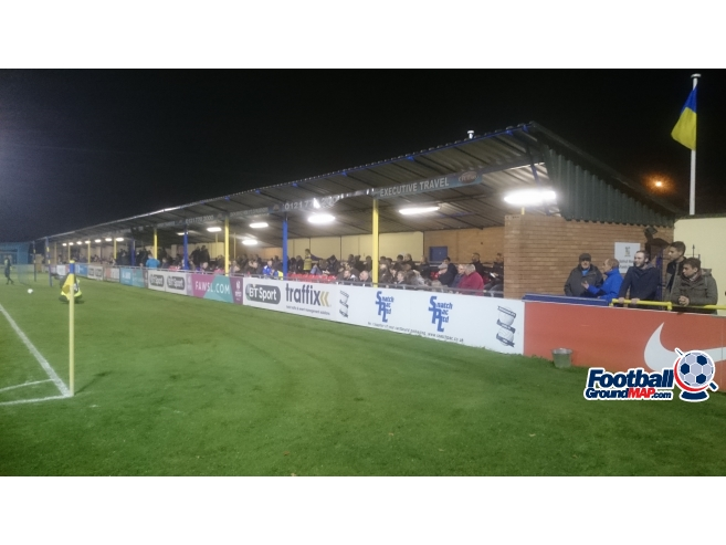 A photo of Damson Parkway (Autotech Stadium) uploaded by biscuitman88