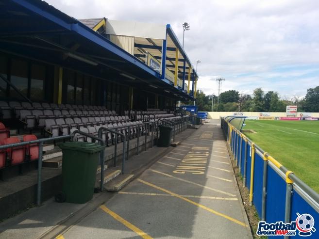 A photo of Damson Parkway (Autotech Stadium) uploaded by matttheox