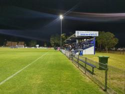 Darling St Oval