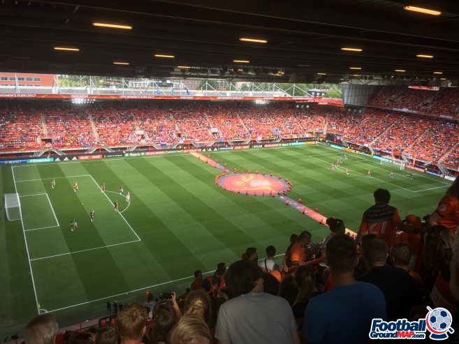 A photo of De Grolsch Veste uploaded by andy-s