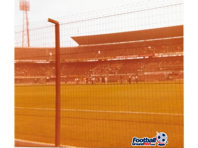A photo of De Kuip uploaded by rampage