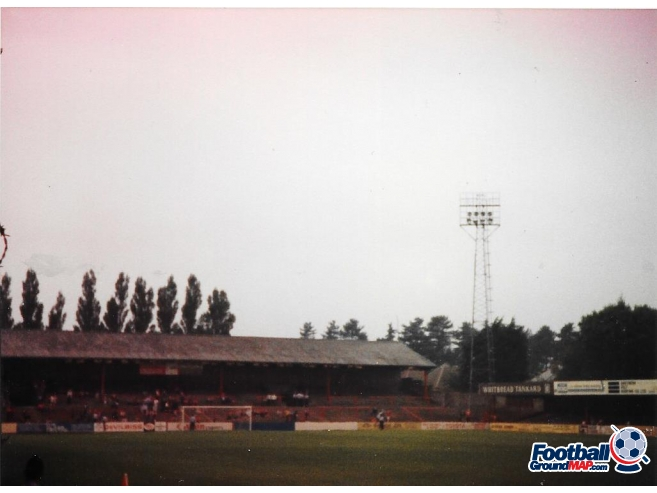 A photo of Dean Court (The Vitality Stadium) uploaded by rampage