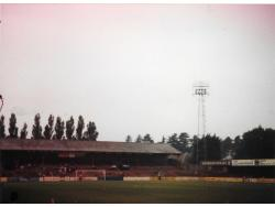 An image of Dean Court (The Vitality Stadium) uploaded by rampage