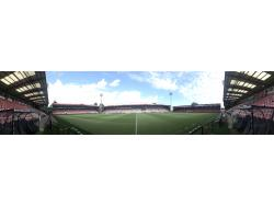 An image of Dean Court (The Vitality Stadium) uploaded by parps860