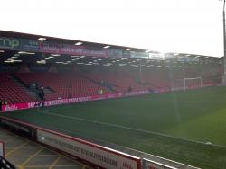 An image of Dean Court (The Vitality Stadium) uploaded by bha52