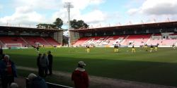 An image of Dean Court (The Vitality Stadium) uploaded by facebook-user-39721