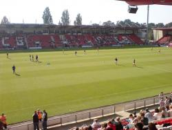 An image of Dean Court (The Vitality Stadium) uploaded by danny-burn