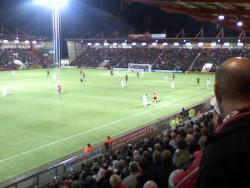 An image of Dean Court (The Vitality Stadium) uploaded by facebook-user-90348