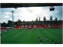 An image of Dean Court (The Vitality Stadium) uploaded by scot-TFC