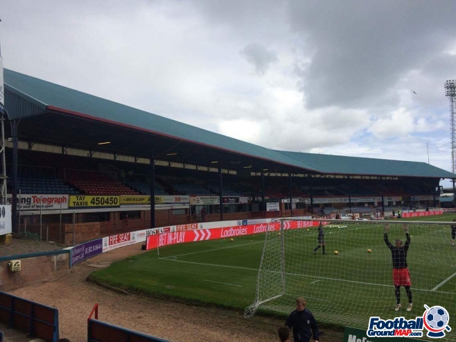 A photo of Dens Park uploaded by neal
