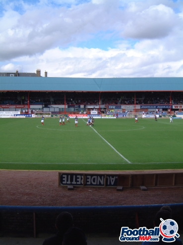 A photo of Dens Park uploaded by mikethedee