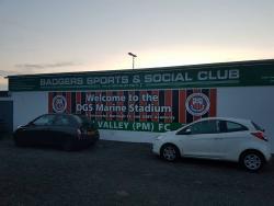 An image of DGS Marine Stadium (Badgers Ground) uploaded by winterburnsilva