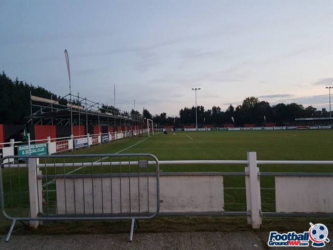 A photo of DGS Marine Stadium (Badgers Ground) uploaded by winterburnsilva