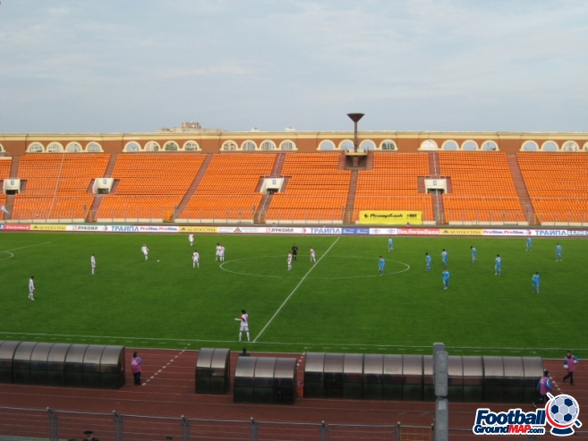 A photo of Dinamo Stadium uploaded by phespirit