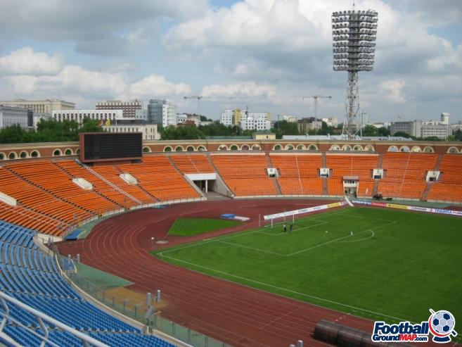 A photo of Dinamo Stadium uploaded by phespirit