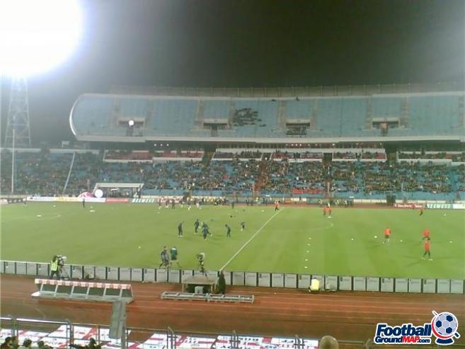 A photo of Dinamo Stadium uploaded by garycraggs