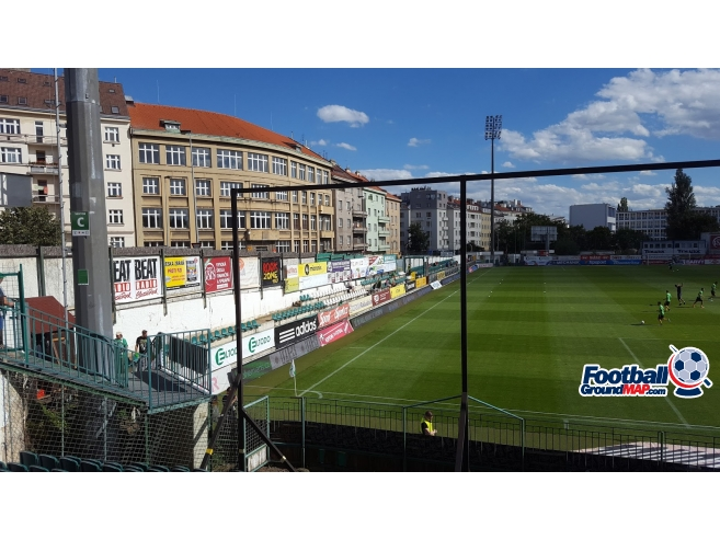 A photo of Dolicek Stadion uploaded by partizanbristle