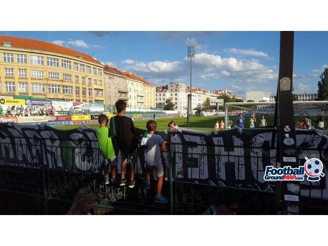 A photo of Dolicek Stadion uploaded by partizanbristle