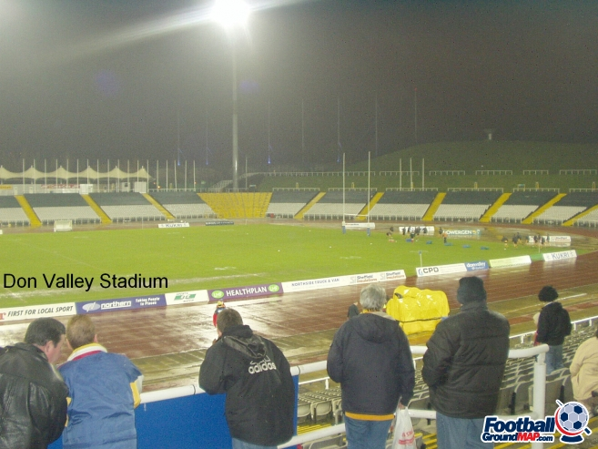 A photo of Don Valley Stadium uploaded by facebook-user-97239
