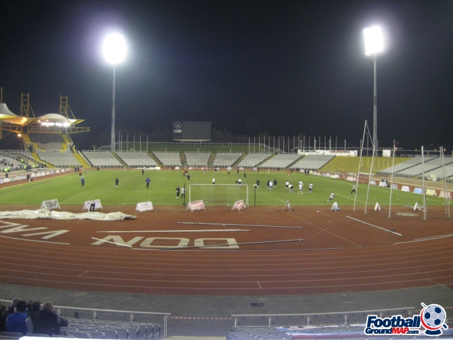 A photo of Don Valley Stadium uploaded by stuff10
