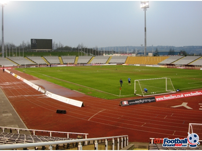 A photo of Don Valley Stadium uploaded by saintshrew