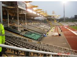 An image of Don Valley Stadium uploaded by saintshrew