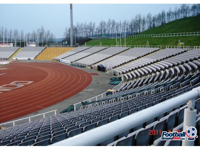 A photo of Don Valley Stadium uploaded by saintshrew