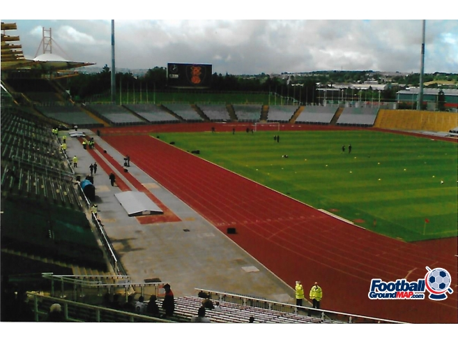 A photo of Don Valley Stadium uploaded by rampage