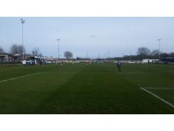 An image of Dransfield Stadium uploaded by jonwoozley