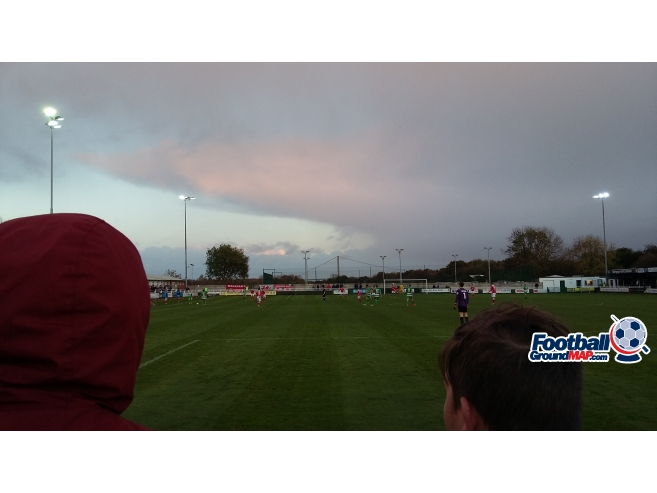 A photo of Dransfield Stadium uploaded by paulgriffiths