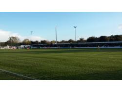 An image of Dransfield Stadium uploaded by paulgriffiths
