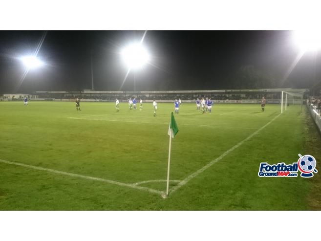 A photo of Dransfield Stadium uploaded by biscuitman88