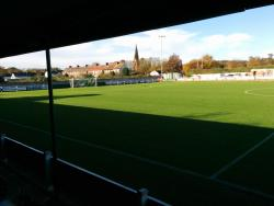 An image of Dransfield Stadium uploaded by matttheox