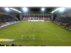 An image of DW Stadium uploaded by biscuitman88