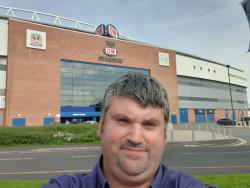 An image of DW Stadium uploaded by lfc8283