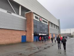 An image of DW Stadium uploaded by rampage