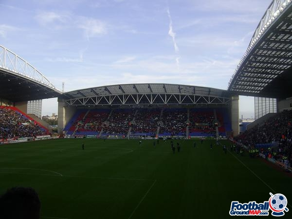 A photo of DW Stadium uploaded by facebook-user-55935