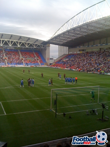 A photo of DW Stadium uploaded by facebook-user-84324