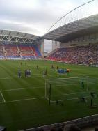 An image of DW Stadium uploaded by facebook-user-84324