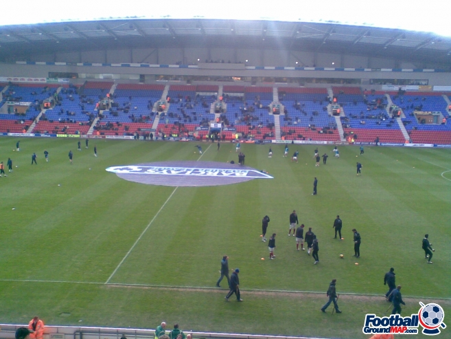 A photo of DW Stadium uploaded by facebook-user-69320
