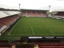 An image of East End Park uploaded by garycraggs