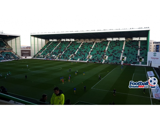 A photo of Easter Road uploaded by saintlypatch
