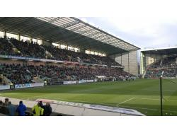 An image of Easter Road uploaded by phibar