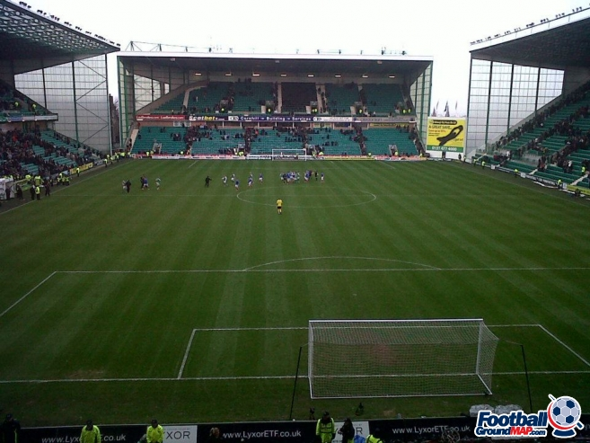 A photo of Easter Road uploaded by southsidegers