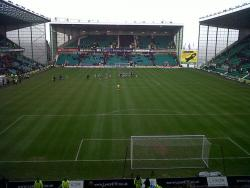 An image of Easter Road uploaded by southsidegers